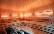 Sauna vom GreenLine im schützenhof:hotel in Jever
