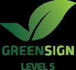 GreenSign - Das Nachhaltigkeitssiegel für die Hotellerie